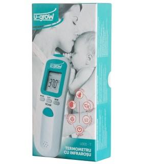 Termometru fara contact cu senzor infrarosu U-GROW  U001-T