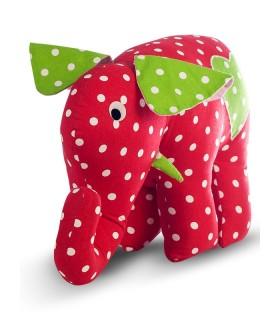 Jucarie Textila Large Elephant 42 x 24 x 13 cm