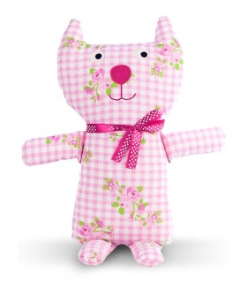Jucarie Textila Kitty 42 x 30 cm