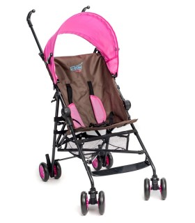 Carucior Buggy U-Grow Swift UBGY-BP (Maro / Strawberry Pink)
